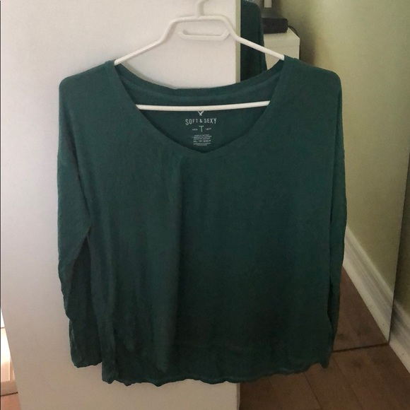 american eagle long sleeve (soft&sexy collection)